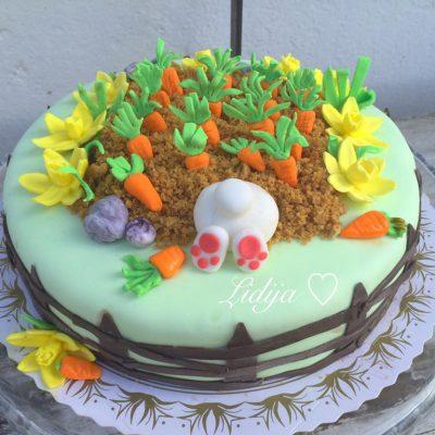 veligdenska torta 2017