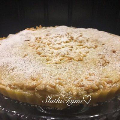 Apple pie / tart so jabolka