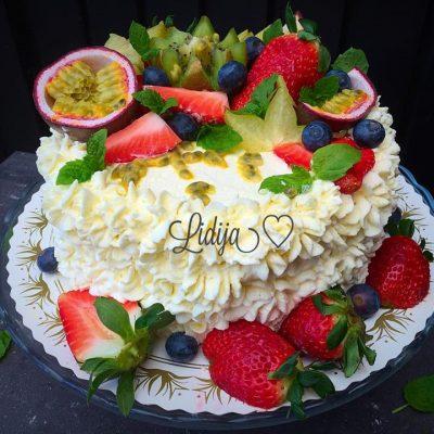 Ovosna torta