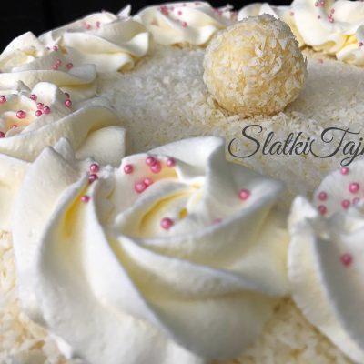 Raffaelo torta na moj nacin