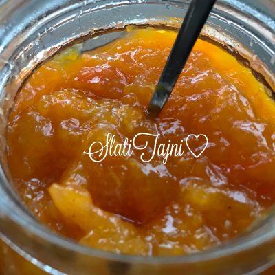 Marmelad od mandarini