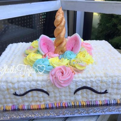 Unicorn torta