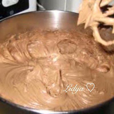 Ednostaven cokoladen mus za torti
