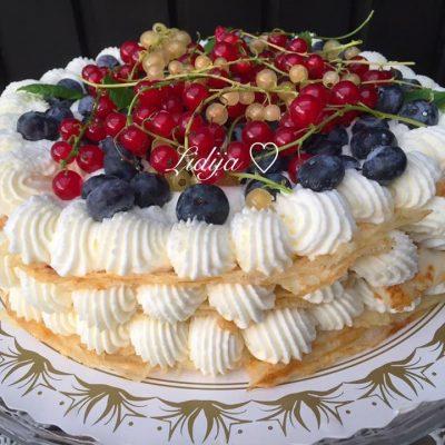 Torta so palacinki
