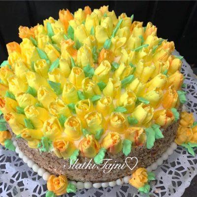 Proletna torta!!