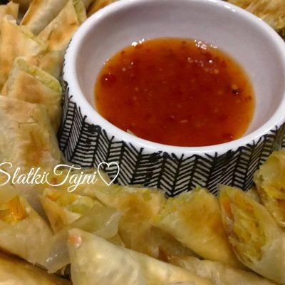 Kineski slatko – lut sos