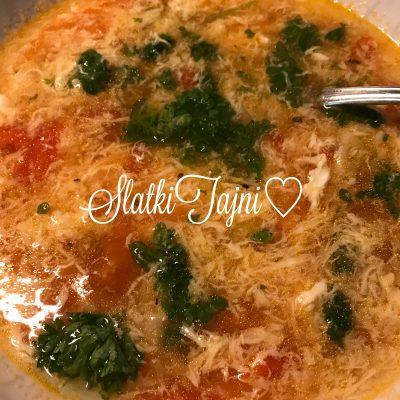 Ednostavna supa od kineskata kujna