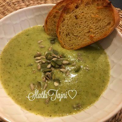 Supa od brokula