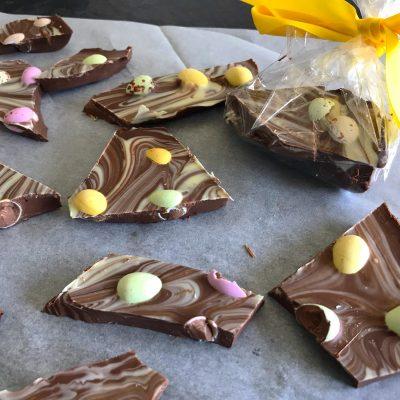 Veligdensko cokolado/bomboni