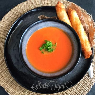 Ednostavna supa od domati!