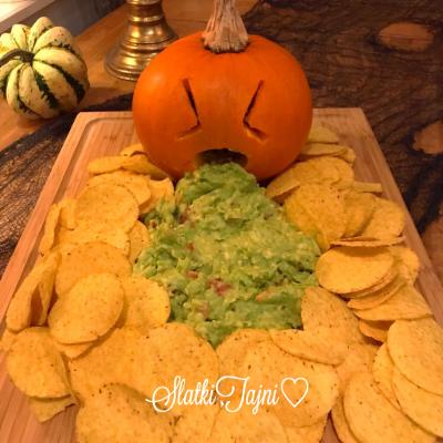 Guacamole za Halloween!