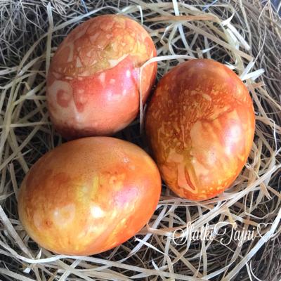 Mramorni Veligdenski jajca!!