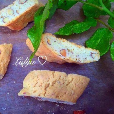 cantuccini italianski biscotti!!
