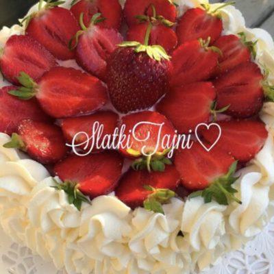 Dietalna ovošna torta!!